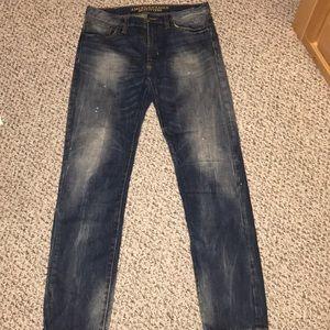 American Eagle Original Taper Jeans (30x32)